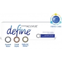 1 Day Acuvue Define Accent New 30pk